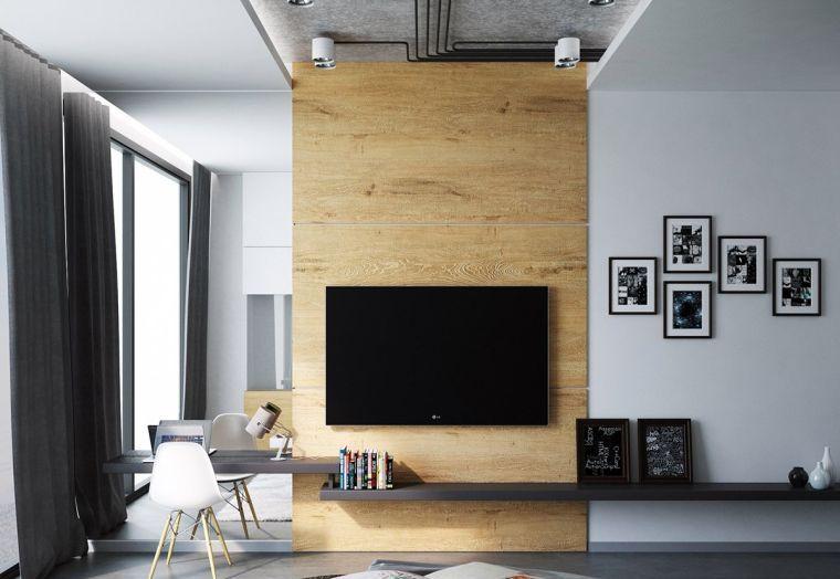 Mur design et déco de chambre