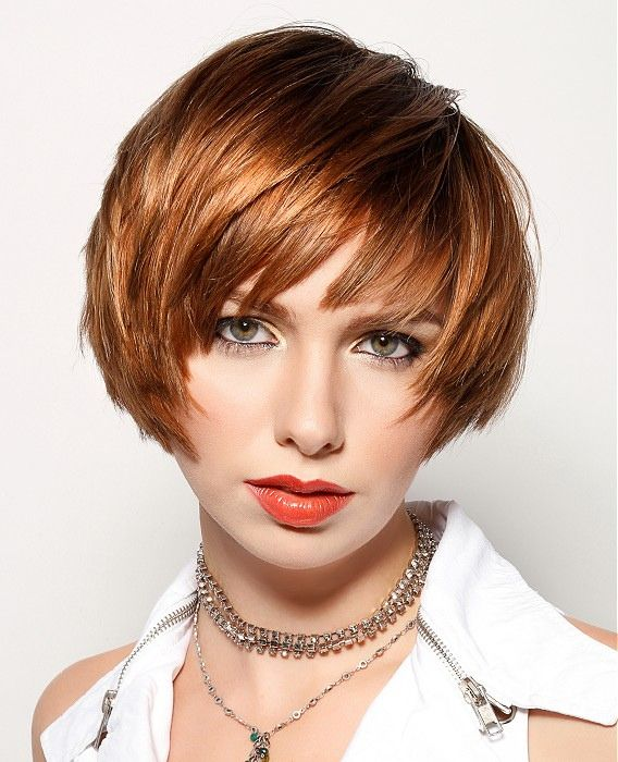Douglas Carroll-Medium-Brown-straight-hairstyles