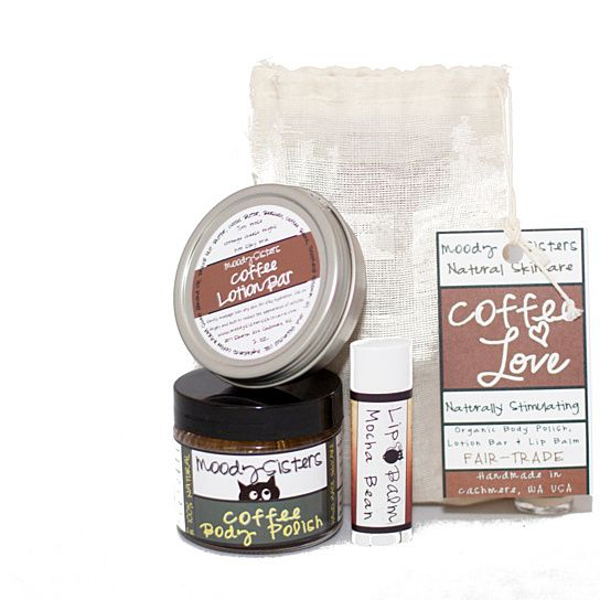 Coffee Love Gift Set from Moody Sisters on OpenSky