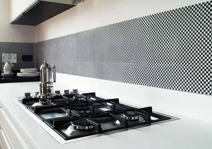 rivestimenti-cucine_NG1.jpg (745×525)   cucina + soggiorno   Pinterest