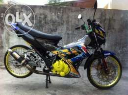 Car Research Xrm >> Suzuki Raider R 150 New Breed Tribal Edition | Auto Enthusiasts | Pinterest | Raiders, Scooters ...