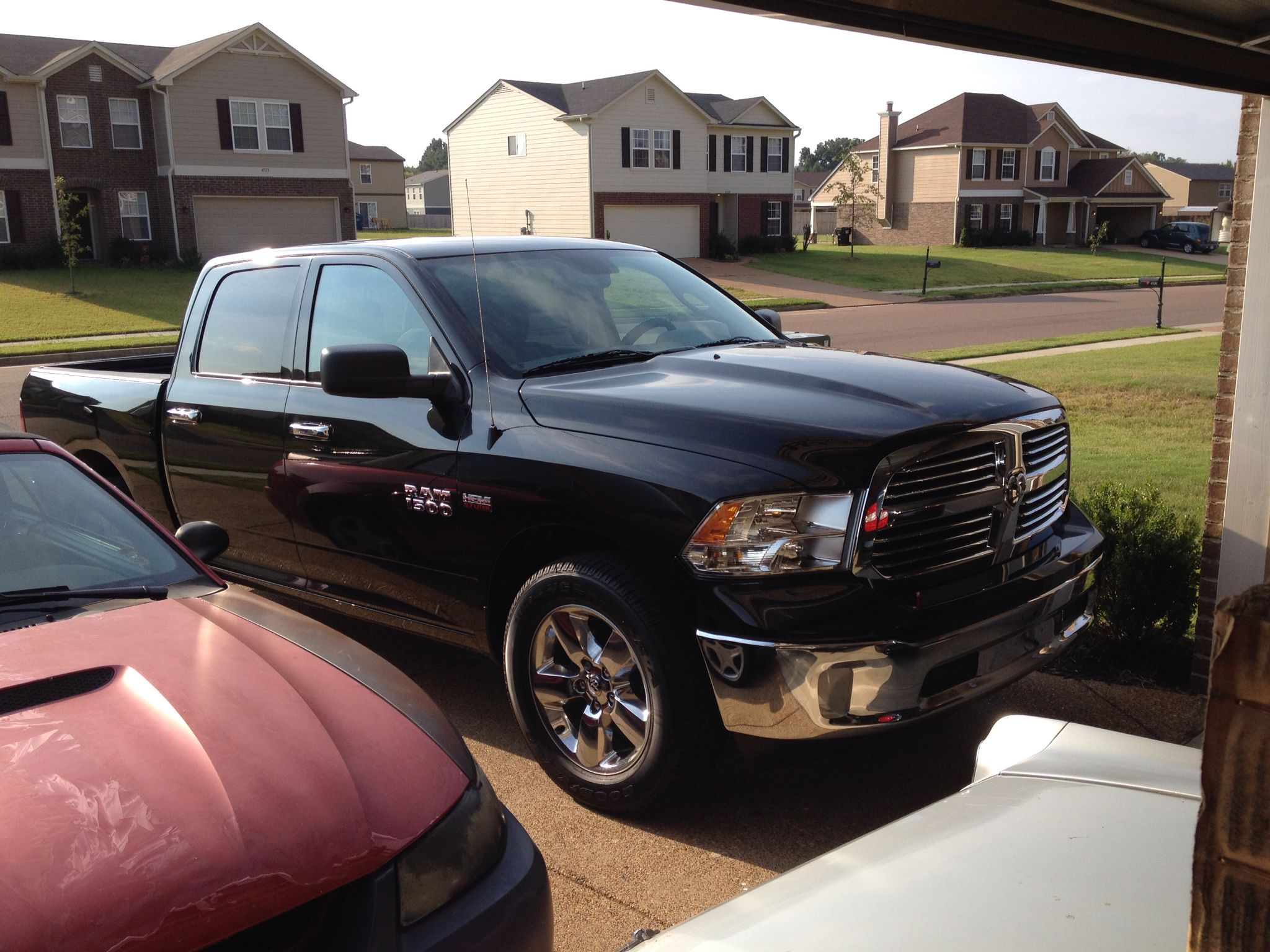 My Crew cab My 2015 Dodge Ram 1500 crew cab build