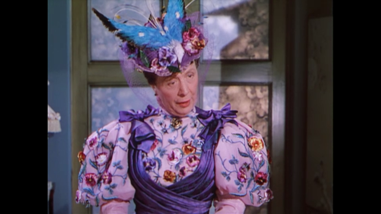 Edith Evans as Lady Bracknell in The Importance of Being Earnest ...