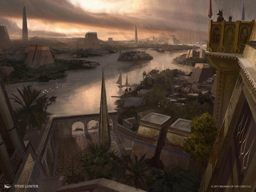 Swamp Fantasy Landscape Fantasy Concept Art Mtg Art