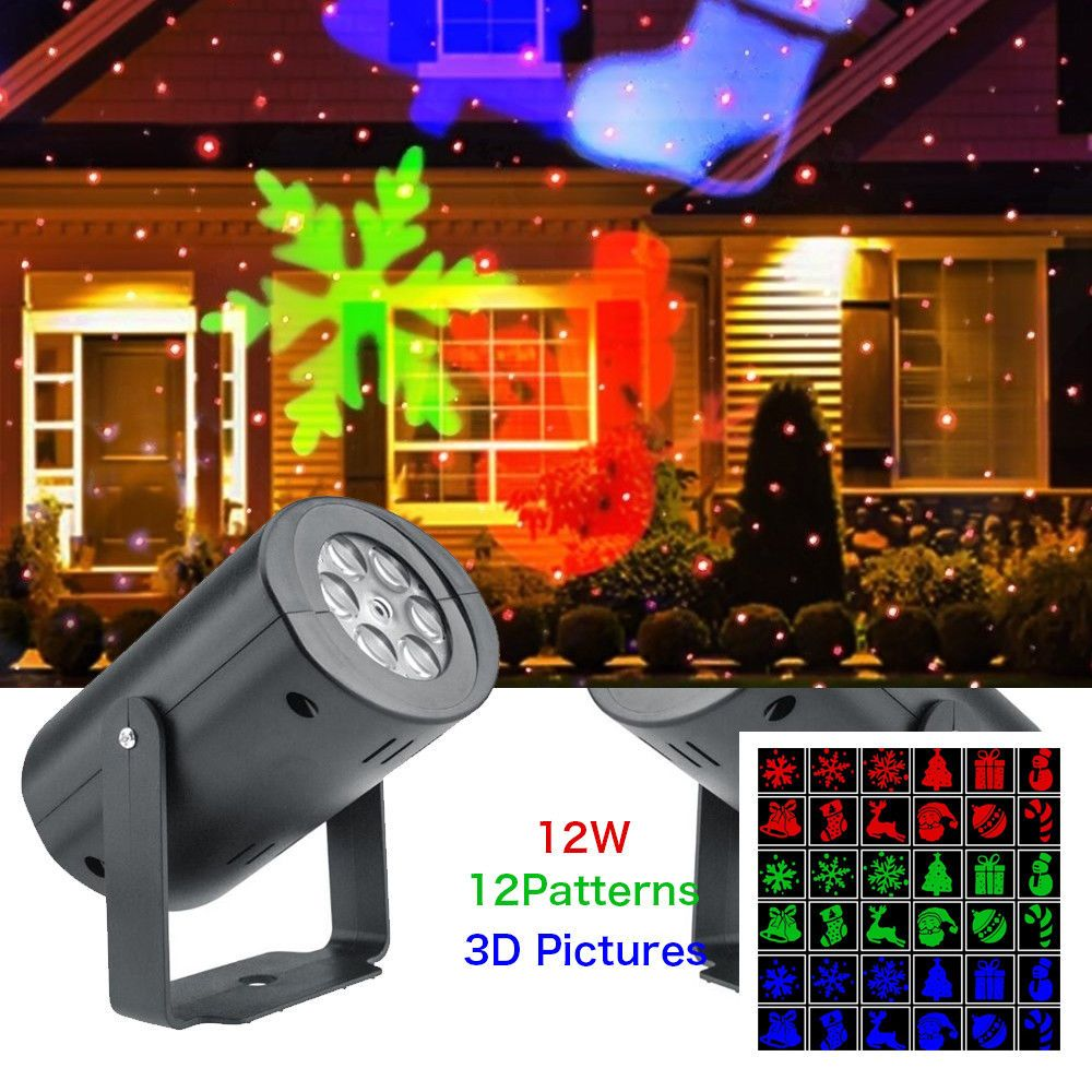 Led Christmas Laser Projector Lights Outdoor Garden Xmas Decorations 12 Patterns 10 99 Buy It Now Only On Ebay Led Christmas Laser Xmas Decorations Outdoor Christmas Decorations Outdoor Christmas