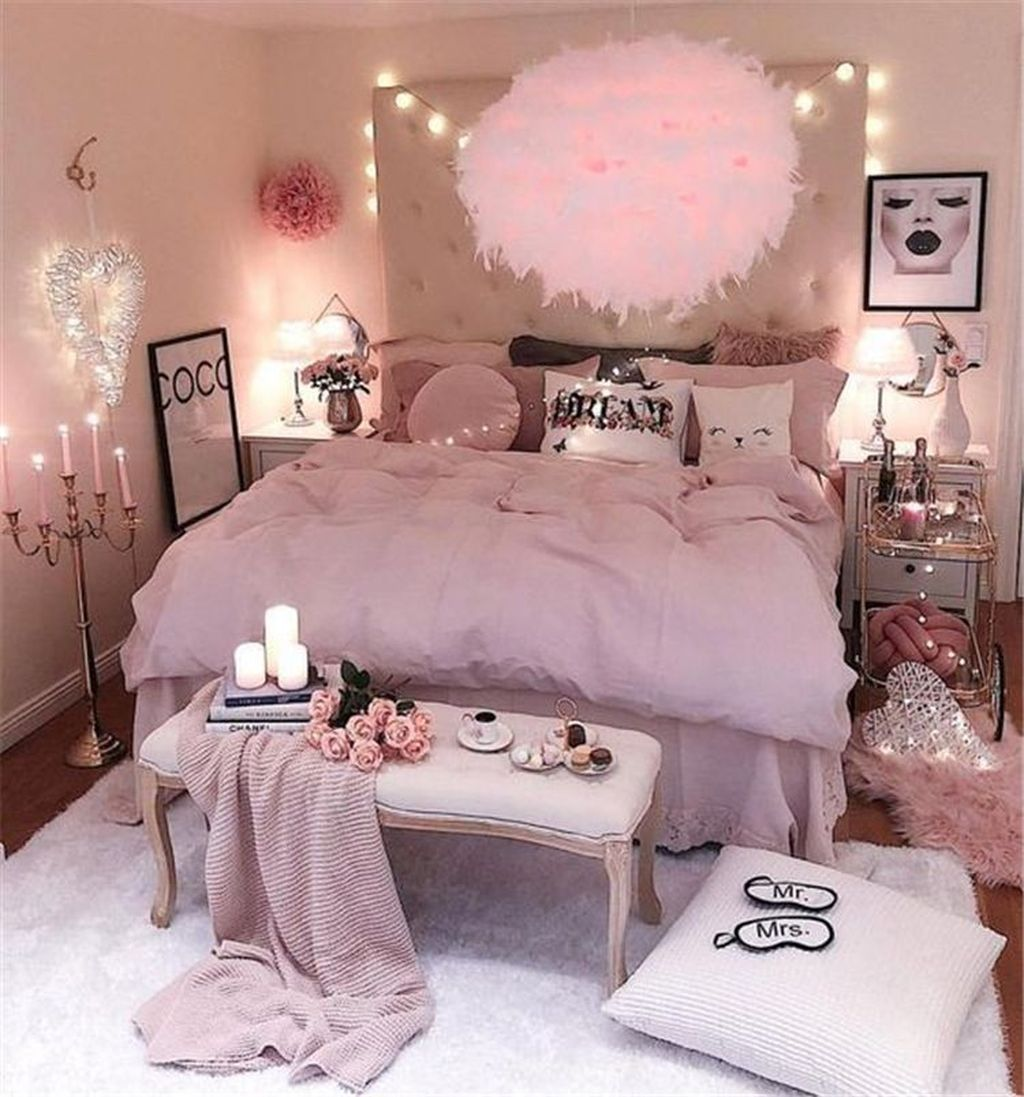 50 Pink Bedroom Decor You Can Try On