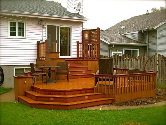Patio plus terrasse en bois terrasse sur toit for Toit patio bois