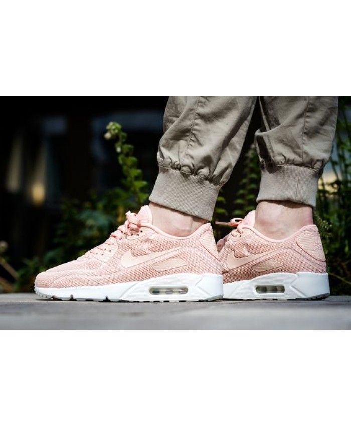 d5507b24b679 Nike Air Max 90 Ultra 2 0 Breathe Arctic Orange Shoes add luster to your  overall look in this autumn!