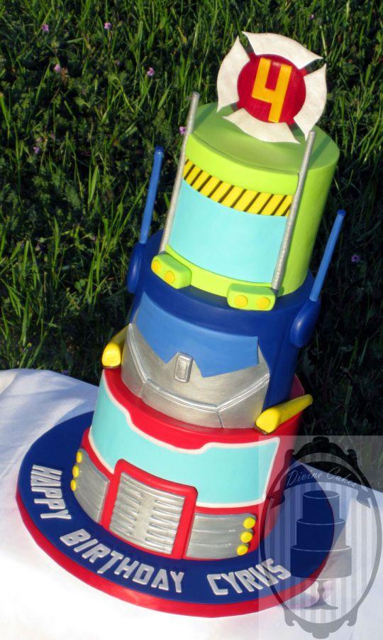 Rescue Bots Cakes Pinterest Rescue Bots Rescue Bots Birthday