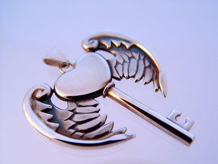 The Heart Key by deaddamien.deviantart.com on @deviantART