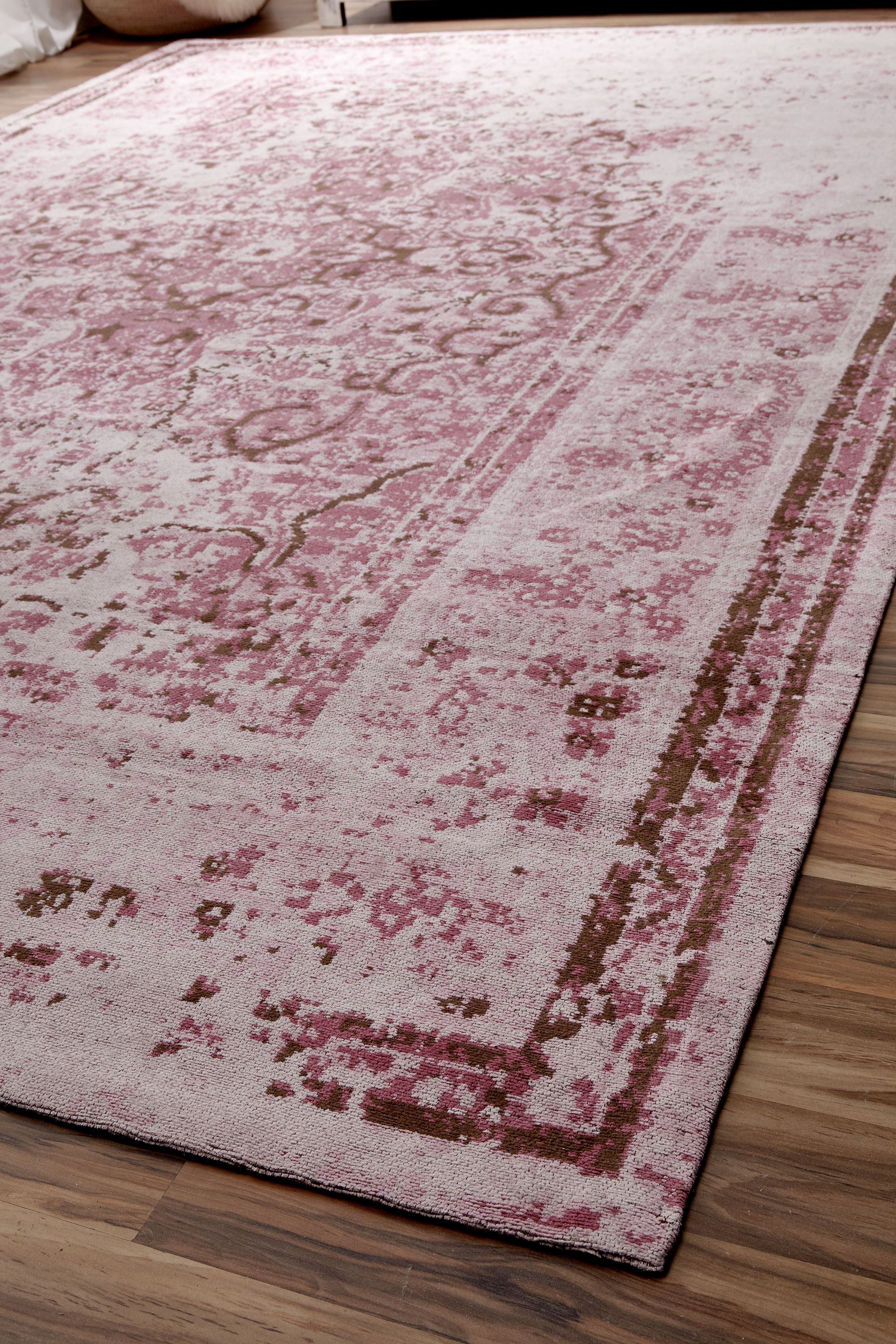 Teppich Relaxx Kunstfaser Altrosa 200 X 290 In 2020 Antique Pink Creative Garden Decor Carpet