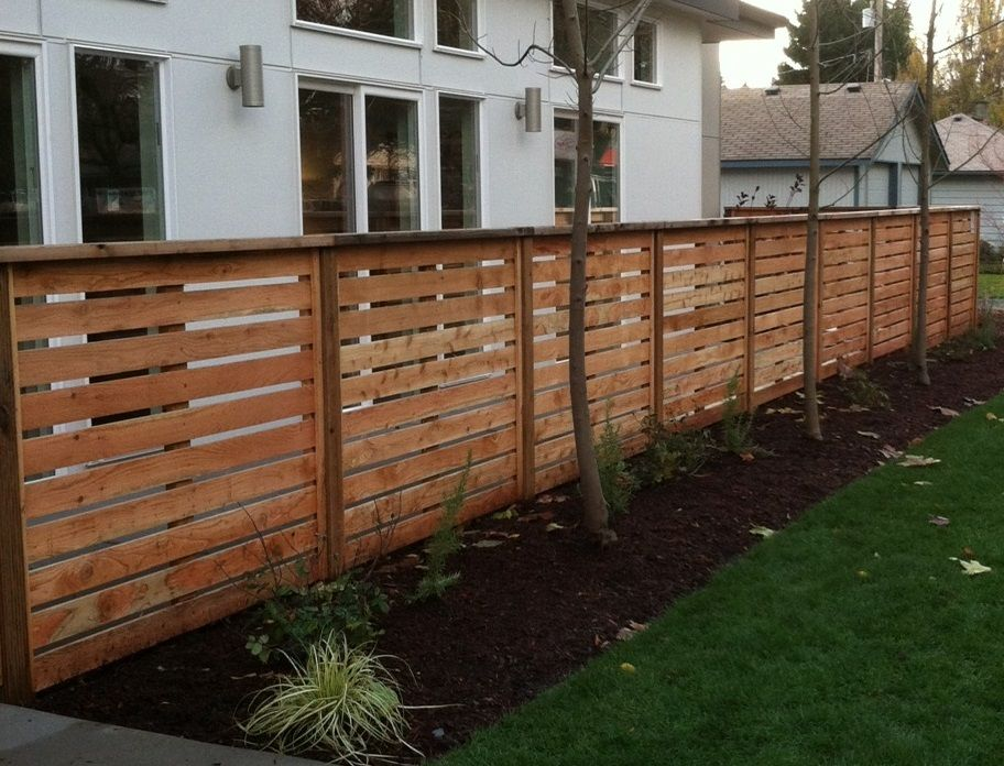 Sichtschutz Garten Holz Lamellen Sichtschutz garten holz