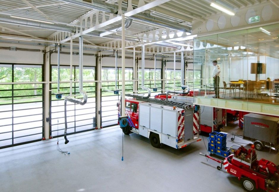 2012 weert fire station designbdg architects architecture