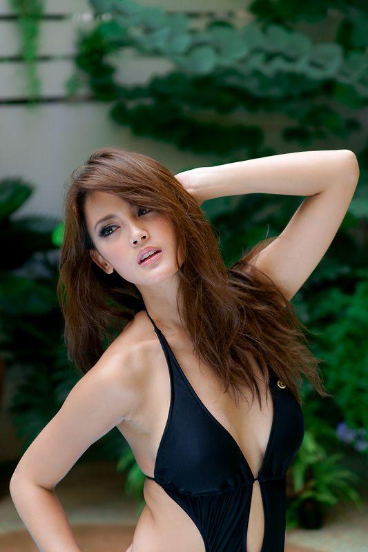 Guitar Th  Model, Indonesian Girls, Cool Girl-6856