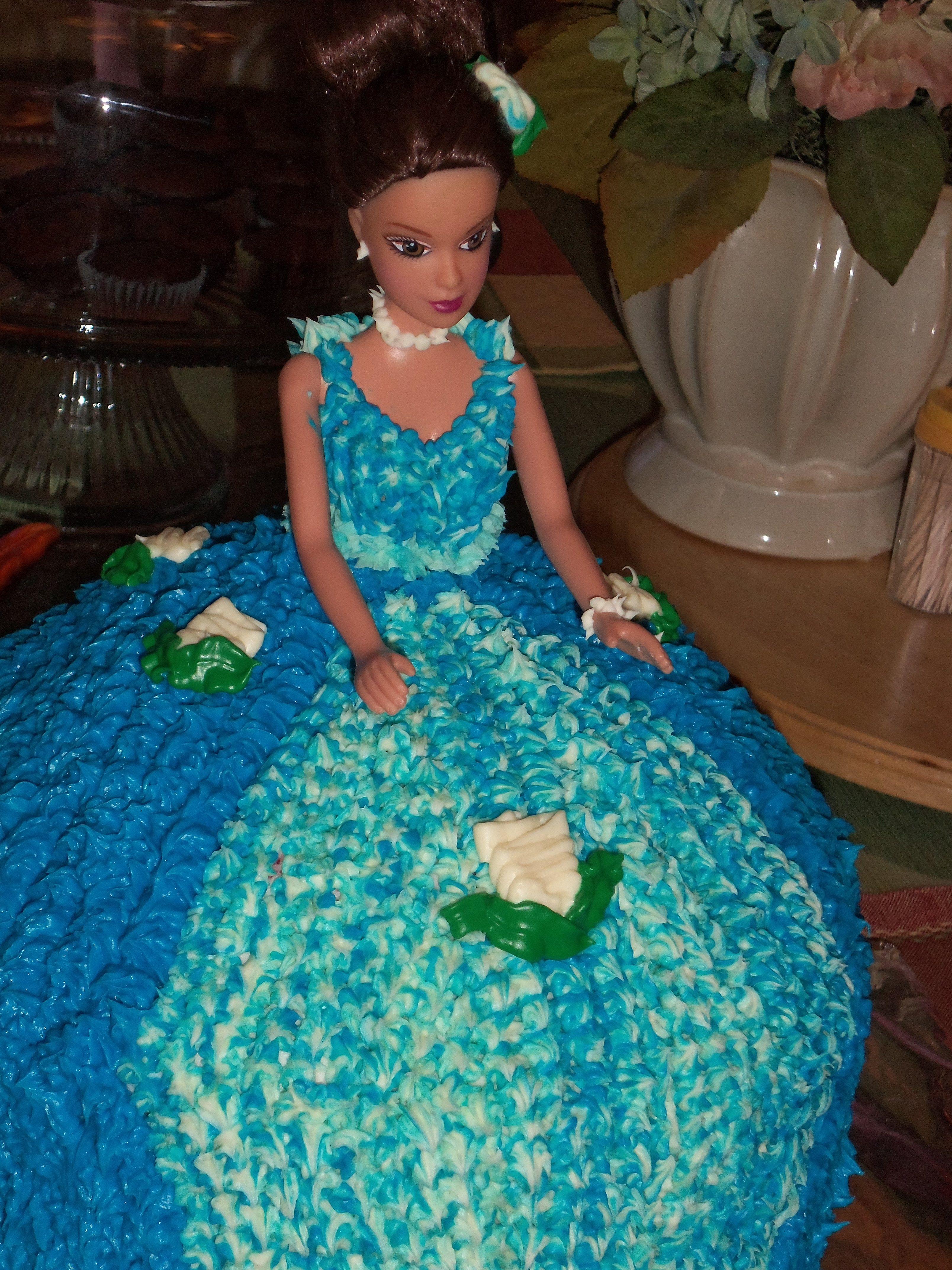 Barbie cake barbie cake disney princess barbie