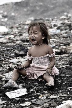 La más fiel imagen de la pobreza y el abandono