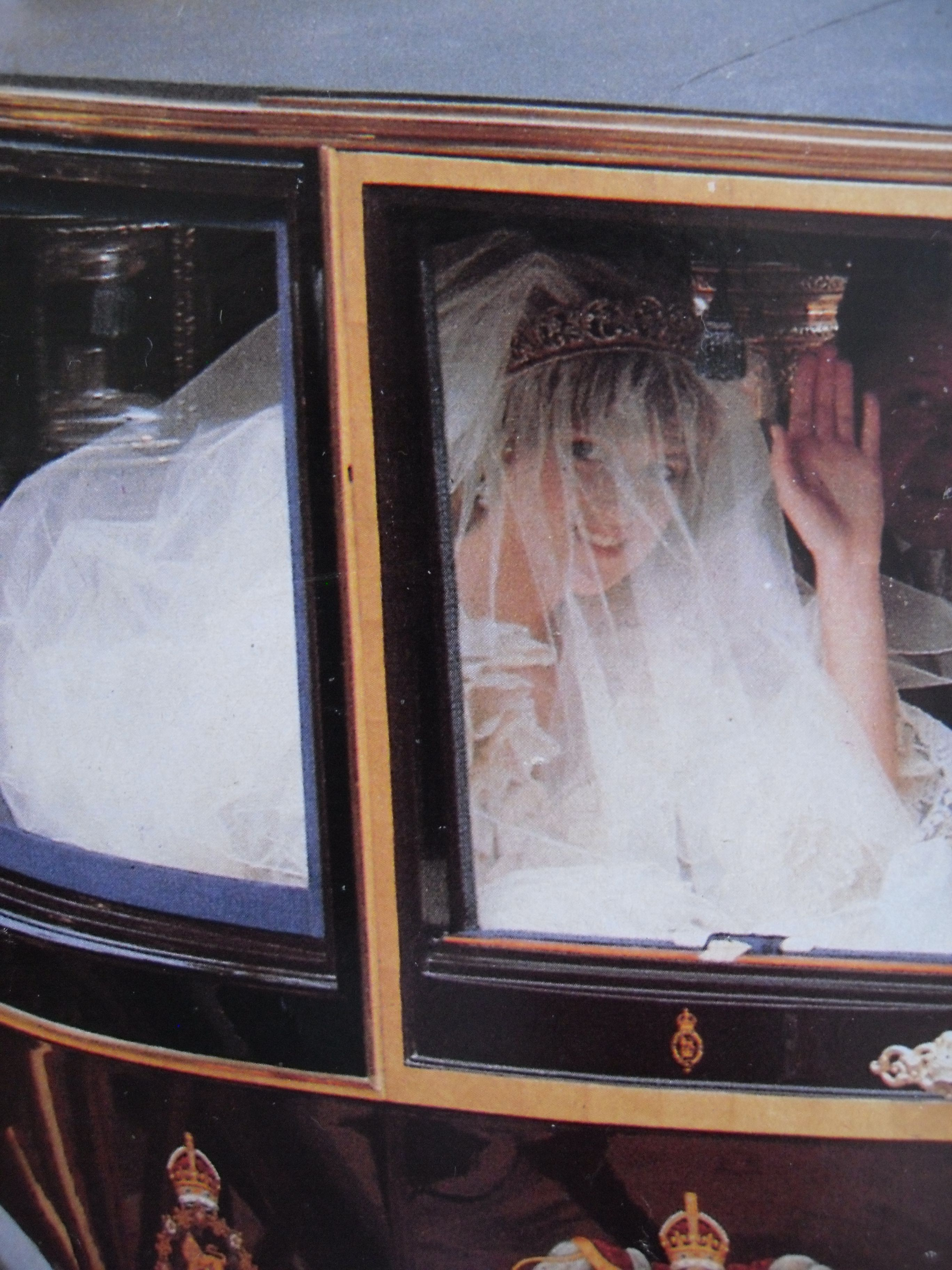 Lady Diana Spencer...the most Fairytale Princess of them all.