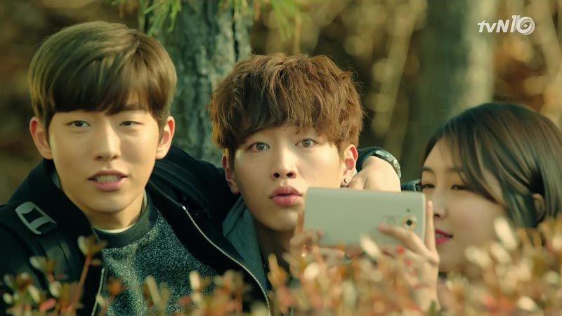 Cheese in the Trap: Episode 9 » Dramabeans Korean drama recaps (com  imagens) | Trap, Atrizes, Atores