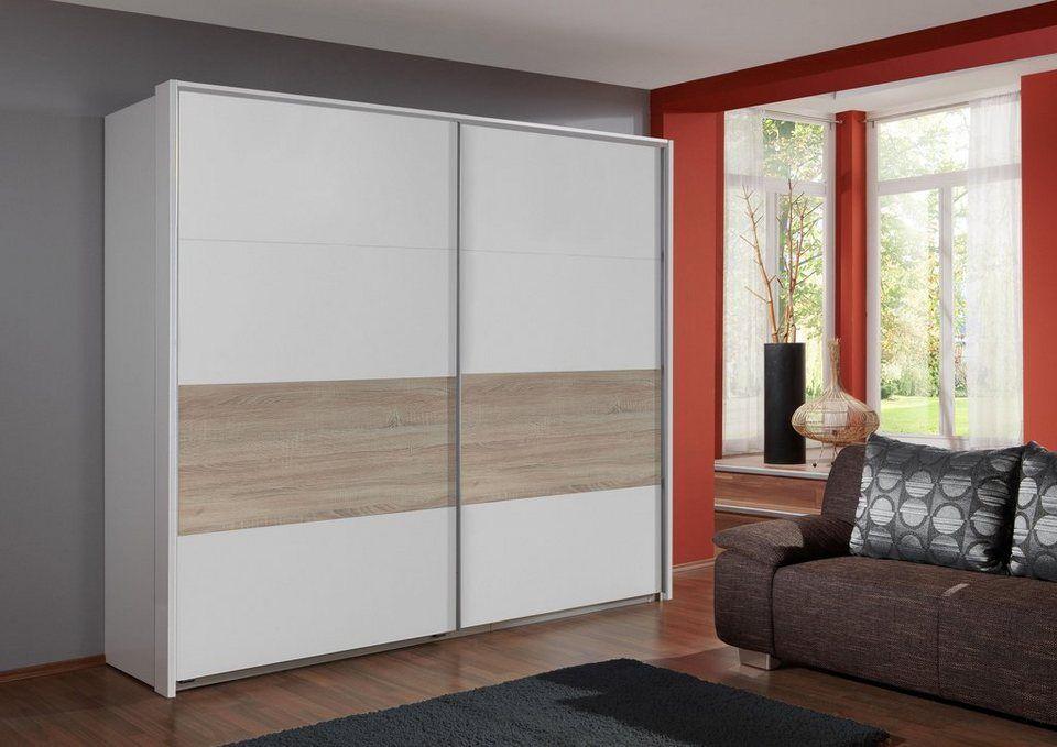 Wimex Schwebetürenschrank - schlafzimmer komplett günstig online kaufen
