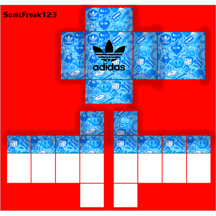 Use Blue Adidas T Shirt And Thousands Of Other Assets To Build An
