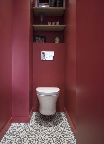 Au Coeur De La Presquile Amenagement Decoration Lyon Renovation Travaux Architectur Salle De Bain Bordeaux Amenagement Toilettes Idee Deco Toilettes