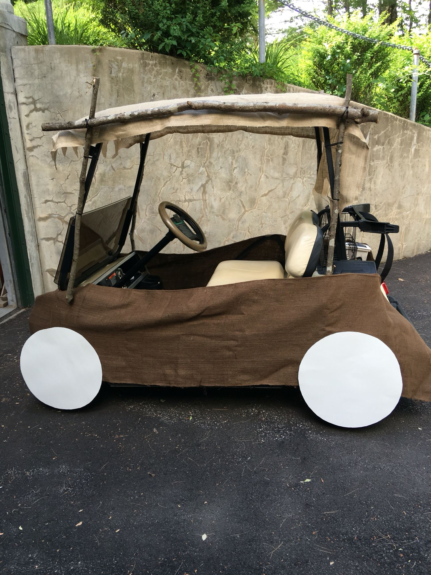 Flintstone golf cart | Golf Carts | Pinterest | Golf carts, Golf and on floating golf game, floating golf hole, floating van, floating generator, floating tank, floating utv, floating golf green,