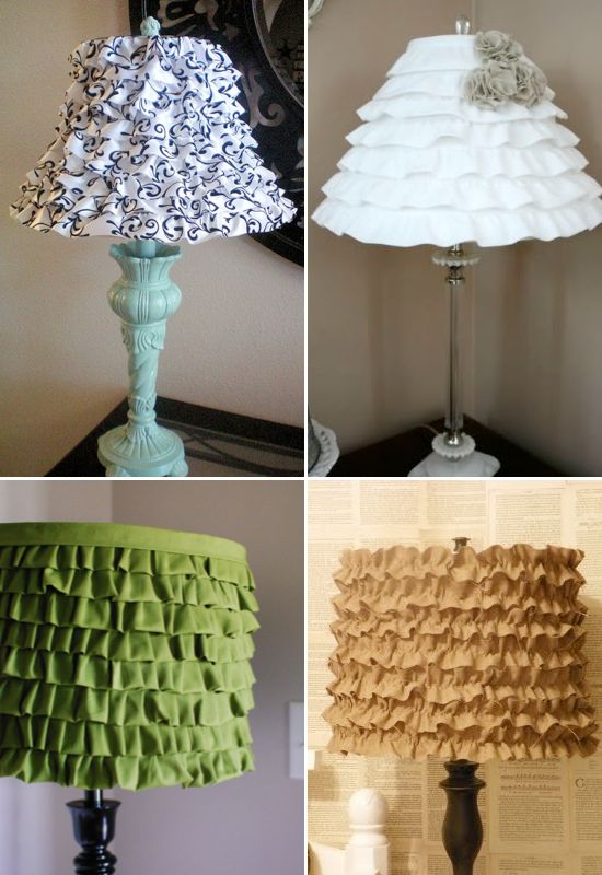 rrrruffles have rrridges d cool lamp shade ideas http