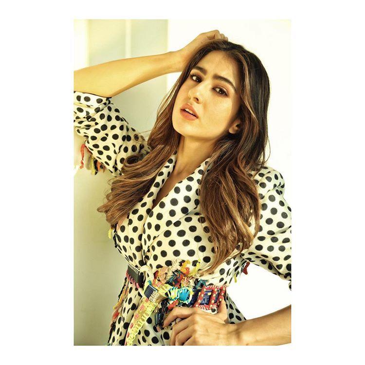 Sara Ali Khan in Latest Lehengas #saraalikhan #saraali #