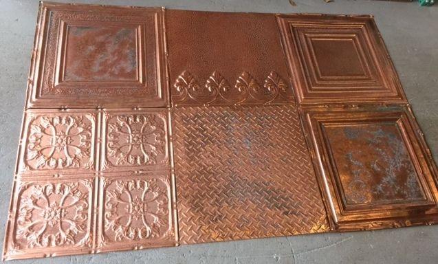 Decorative Tiles For Sale On Sale Solid Copper Ceiling Tiles Mix  Ceiling Tile Ideas