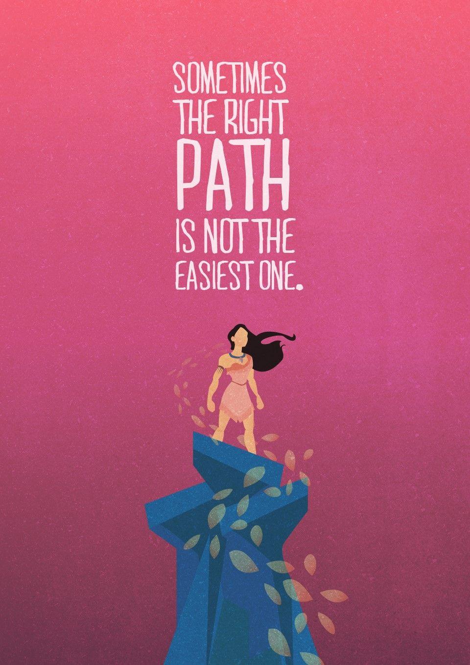 Pocahontas Inspirational Quotes Disney Disney Quotes Disney Movie Quotes