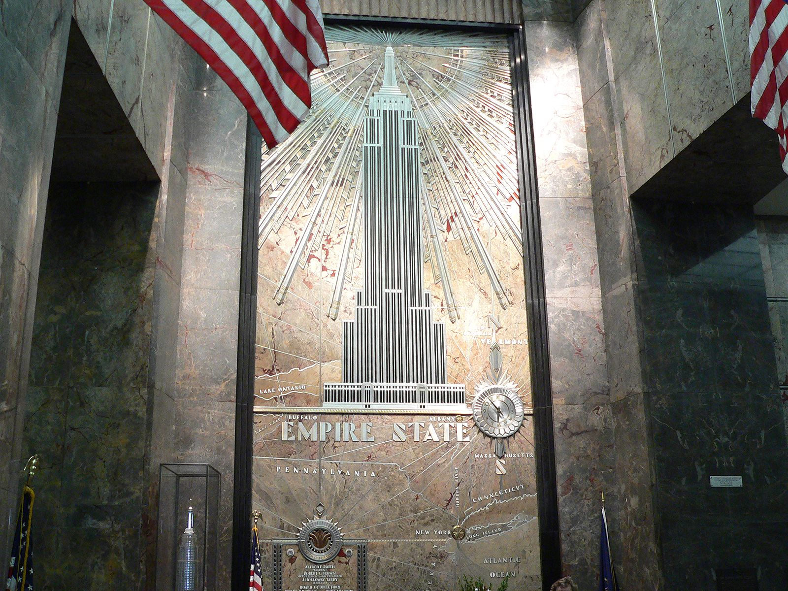 Empire State Building Art Deco Architecture Art Deco Art Deco Design