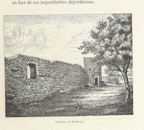 Image taken from page 387 of 'Histoire de Saint-Bonnet-le-Chateau ... Ouvrage publié en collaboration par deux prêtres du diocèse de Lyon [James Condamin and François Langlois]'
