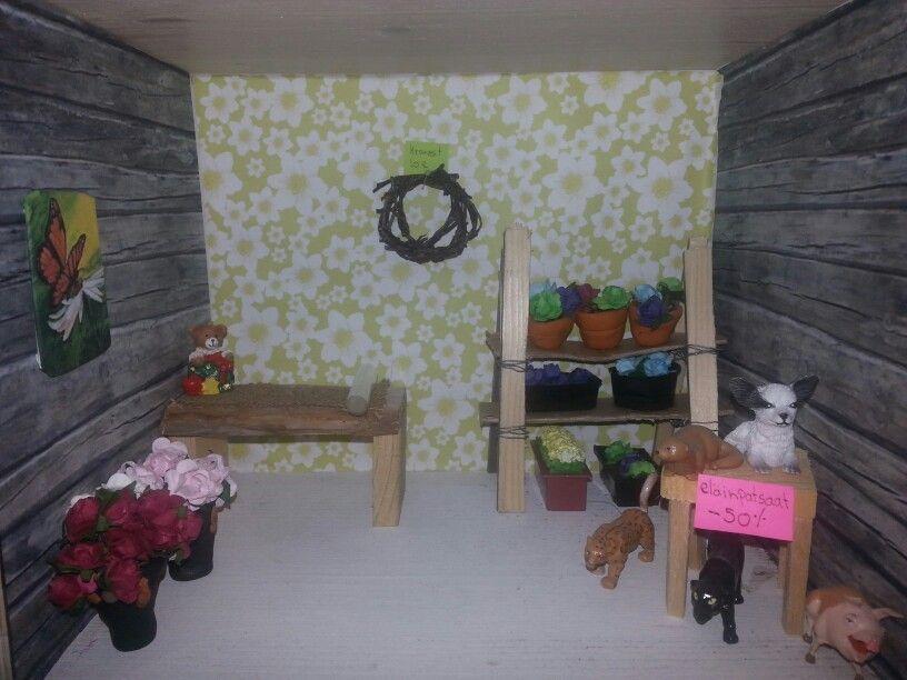 Kukkakauppa