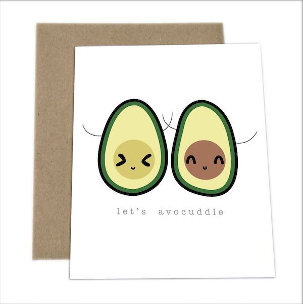 These Delightfully Cheeky PunFilled Cards Will Put A Smile On