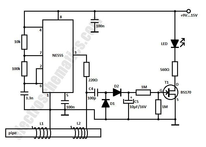 water softener power indicator schematic | 55 5 in 2019 | Diy ... on