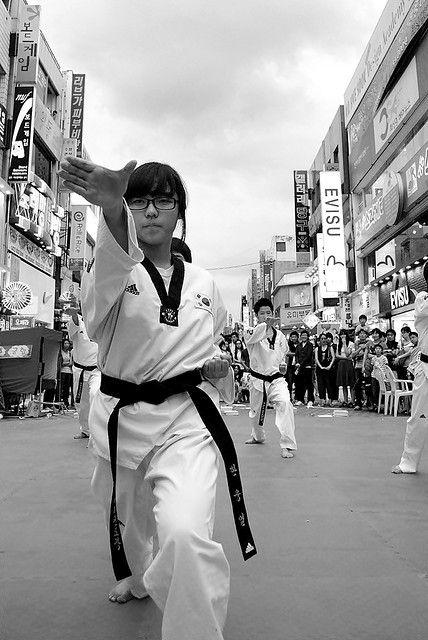 {태권도 taekwondo, daejeon, korea}