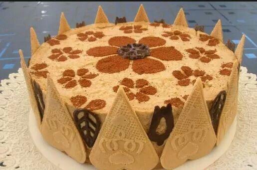 mousse bonbon cake