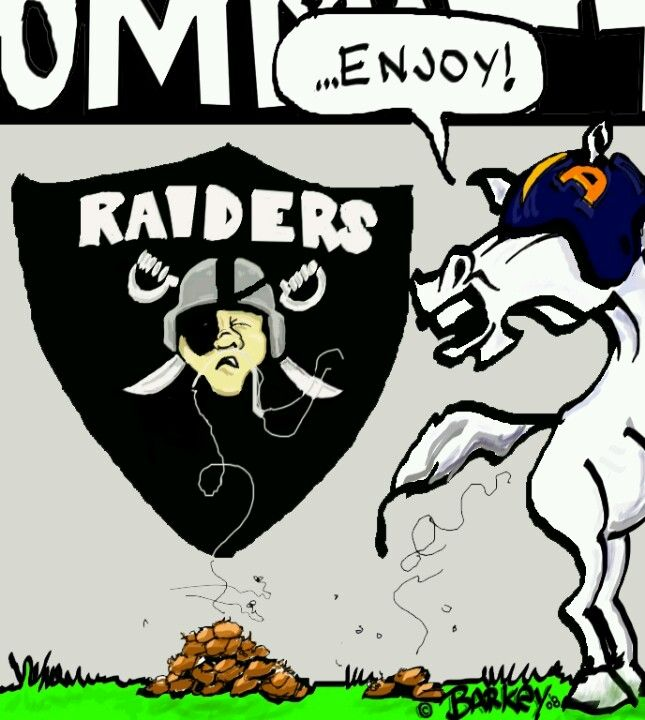 070c7bb52f2ebc57275f48d00baf2723 raiders suck broncos!! pinterest raiders, denver and broncos