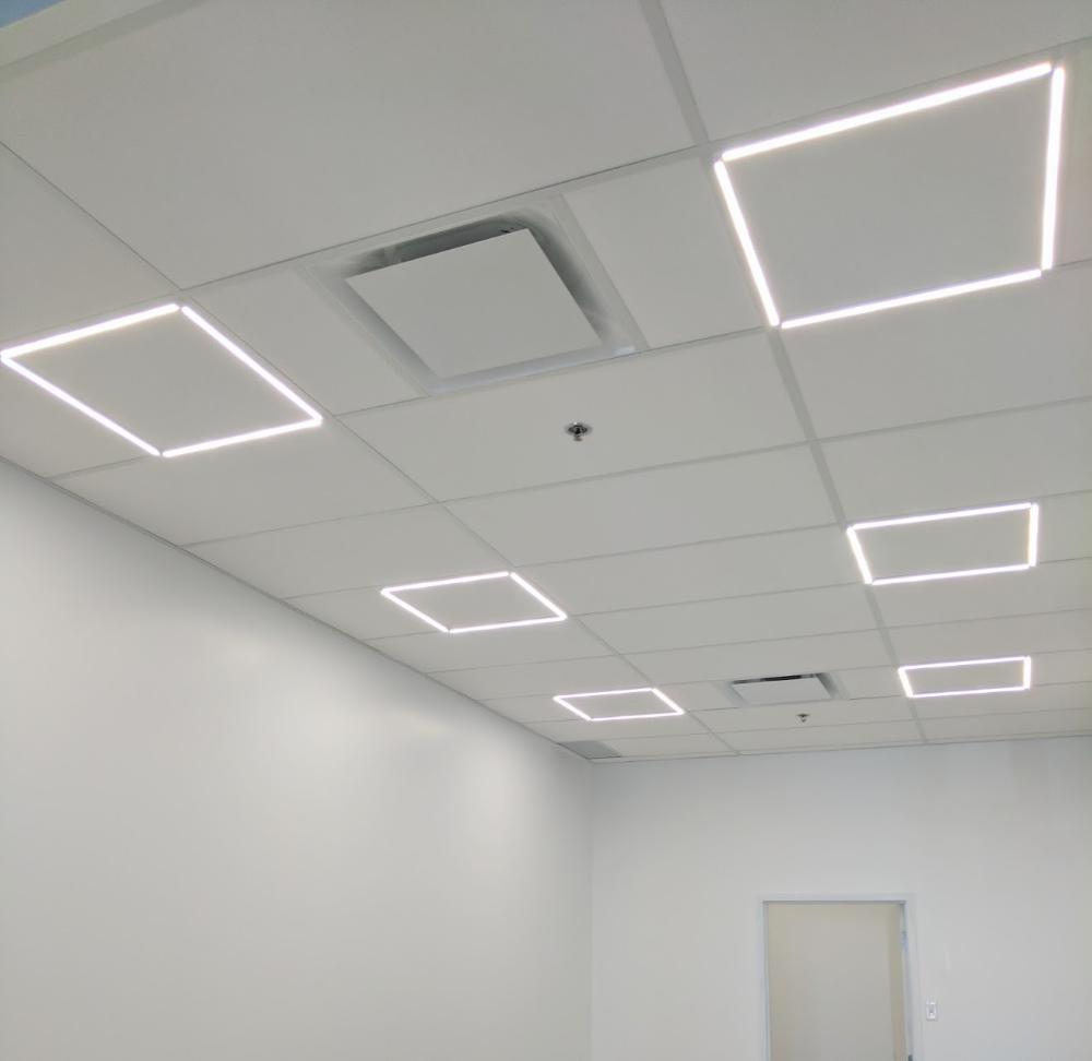 Led Light For Suspended Ceiling 120v
