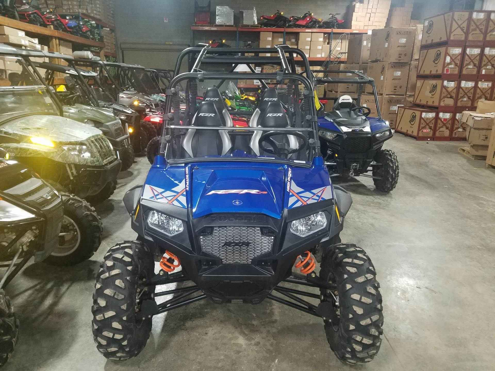 medium resolution of used 2013 polaris rzr 4 800 eps le atvs for sale in wisconsin