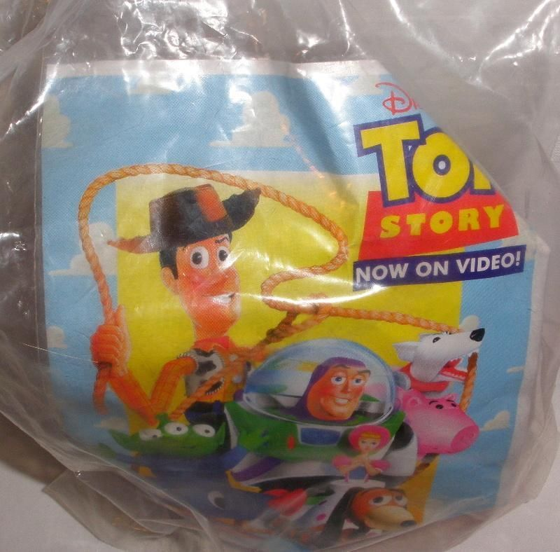 1996 Burger King Toy Story Hamm Action Toy Sealed #BurgerKing