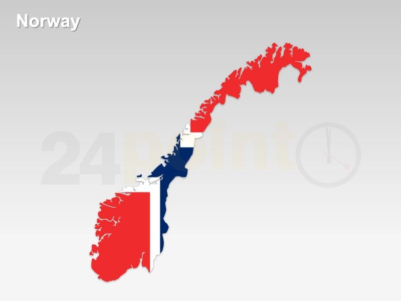 Map of Norway httpwww24point0comppt shopnorway ppt map Around the