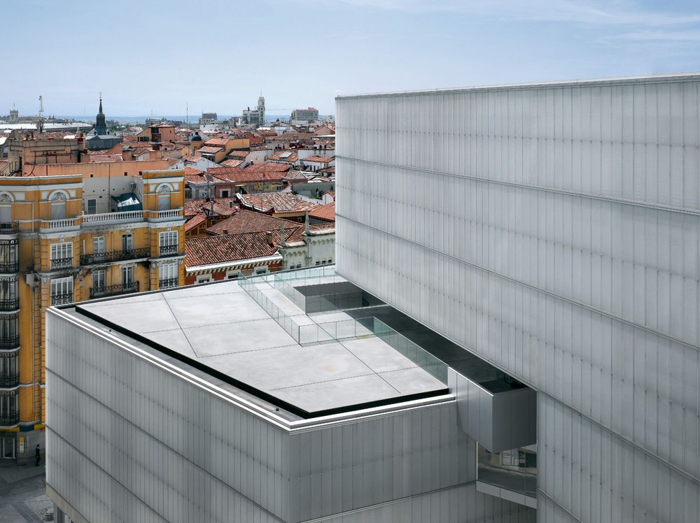 Mercado Polideportivo Y Biblioteca Barcelo Madrid 2014 Arquitectos Detalles Arquitectonicos Arquitectura