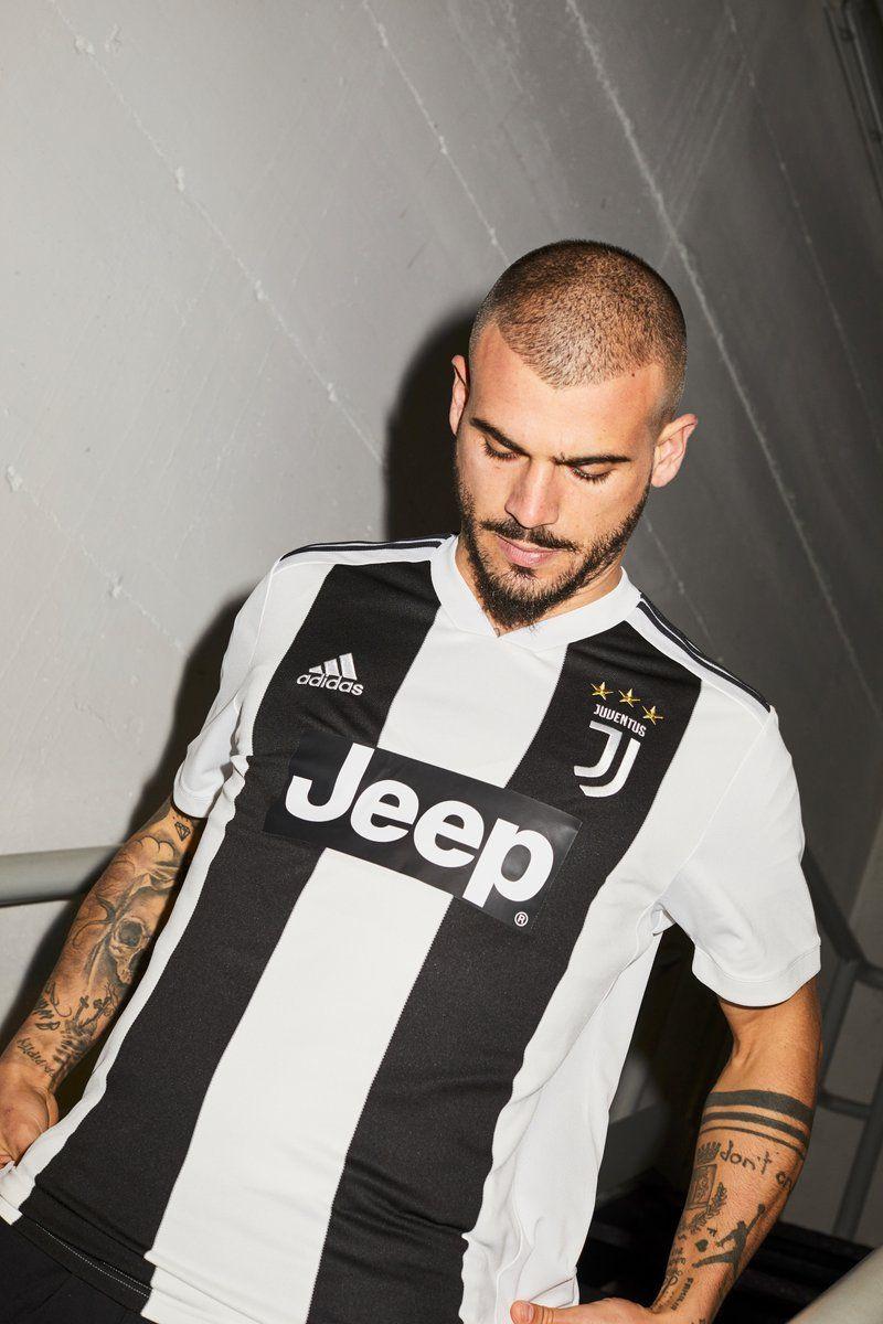 93f87eccd 18-19 Juventus Home Soccer Jersey Shirt(Player Version)