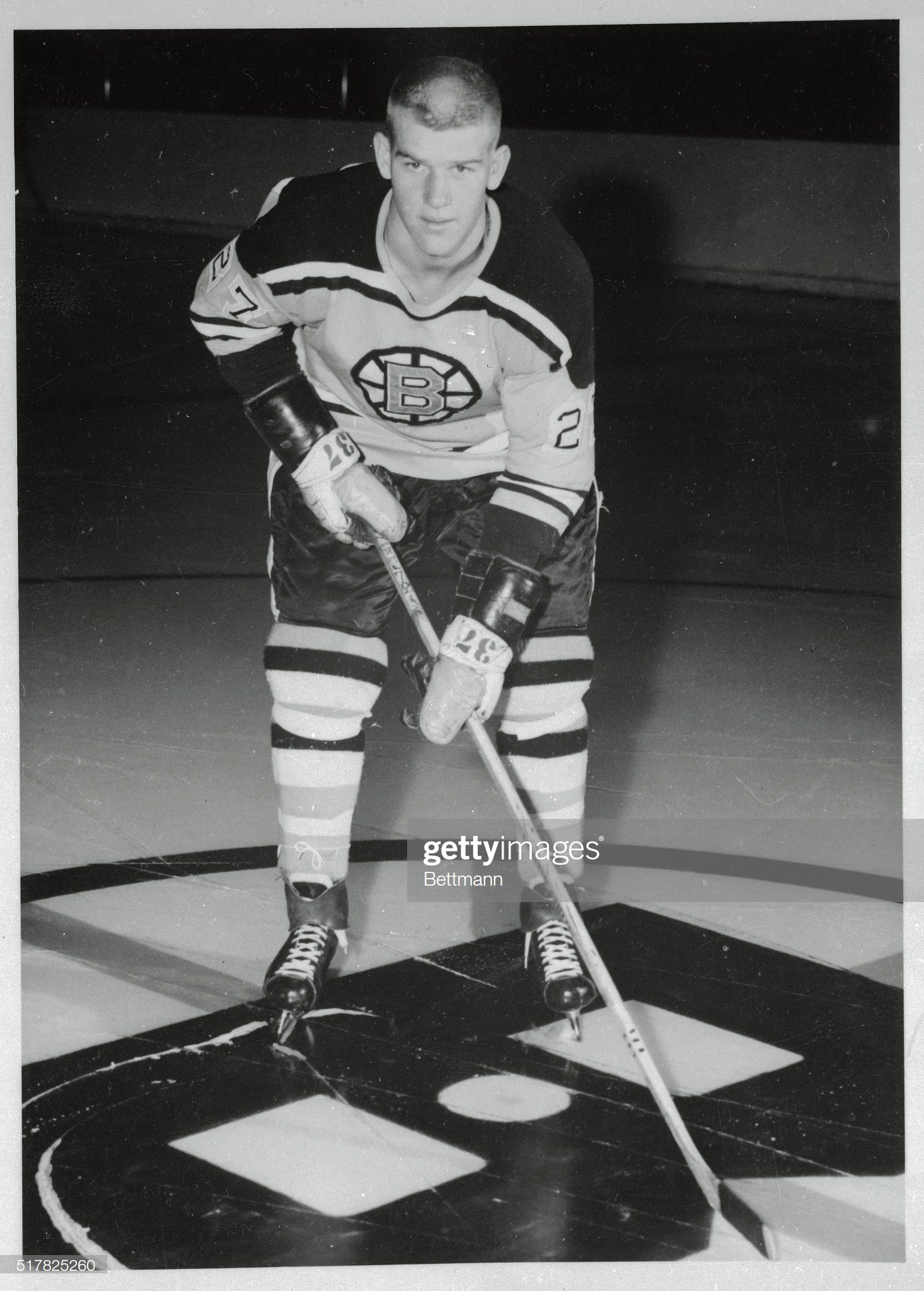 big sale f73c8 39549 1966 (Original Caption) This photo shows Bobby Orr, hockey ...