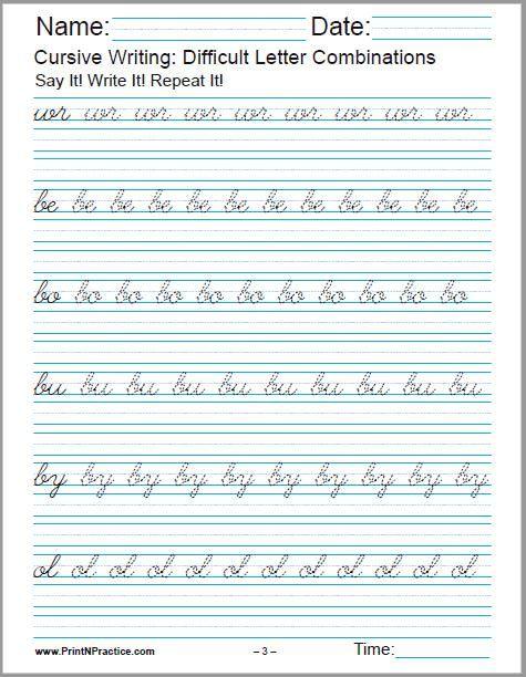 50 cursive writing worksheets alphabet sentences advanced classroom cursive writing. Black Bedroom Furniture Sets. Home Design Ideas