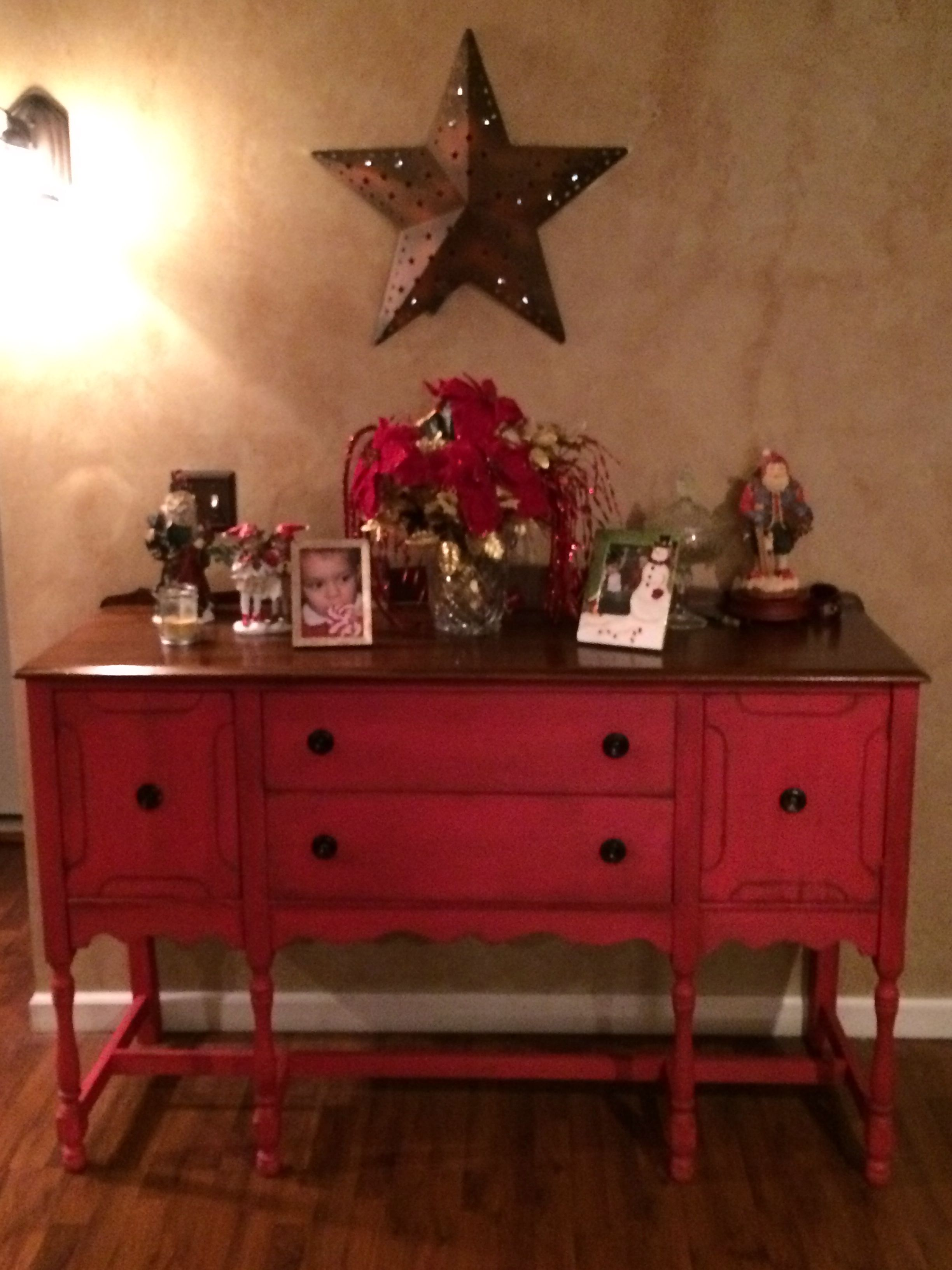 Dining Room Painted Buffet Ideas