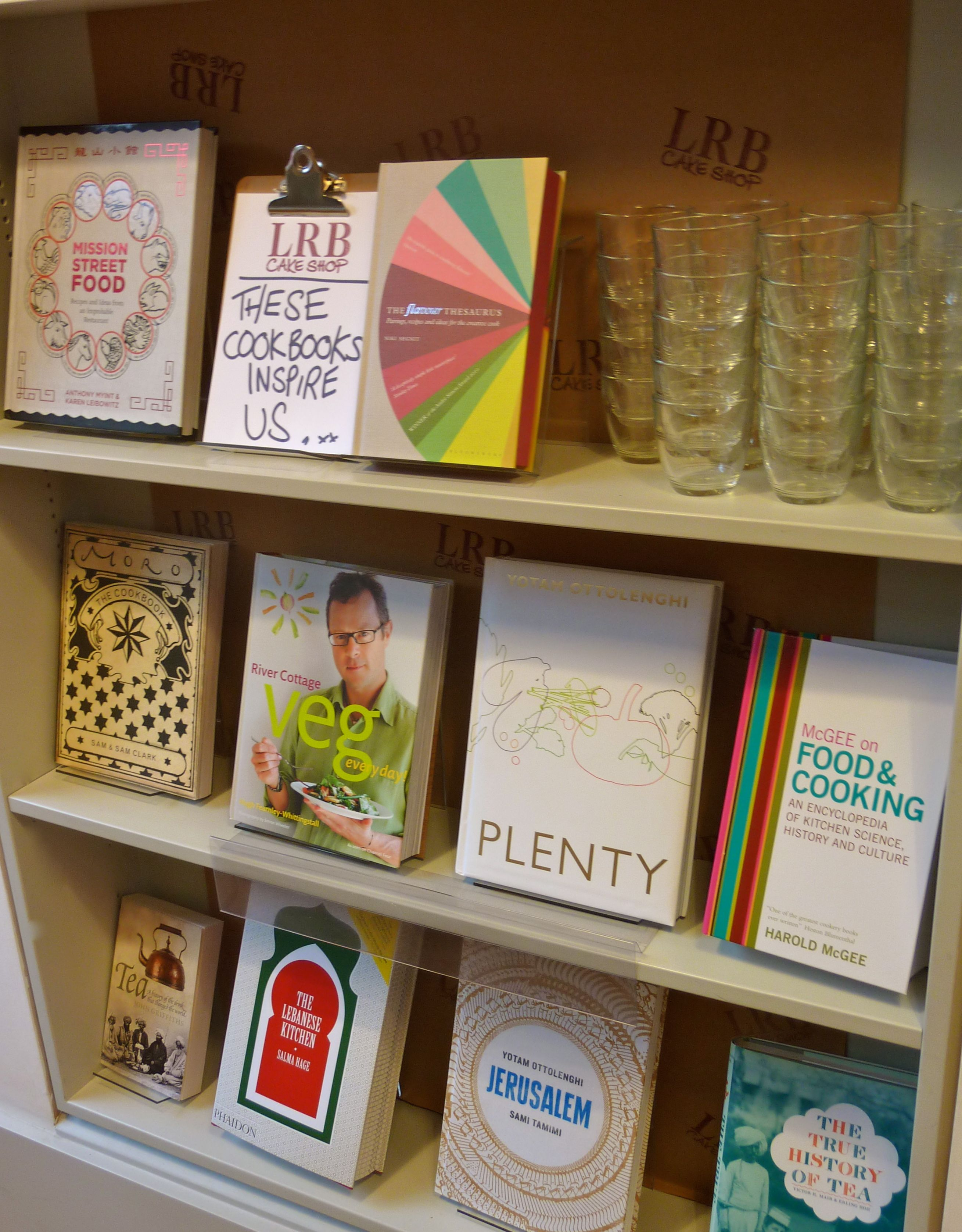 london review of books cake shop