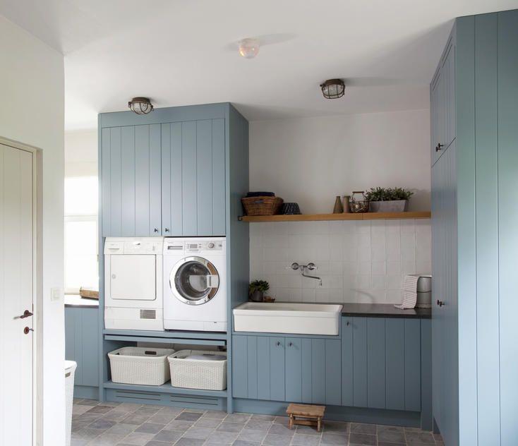Waschküche einrichten und gestalten – Peinados facile