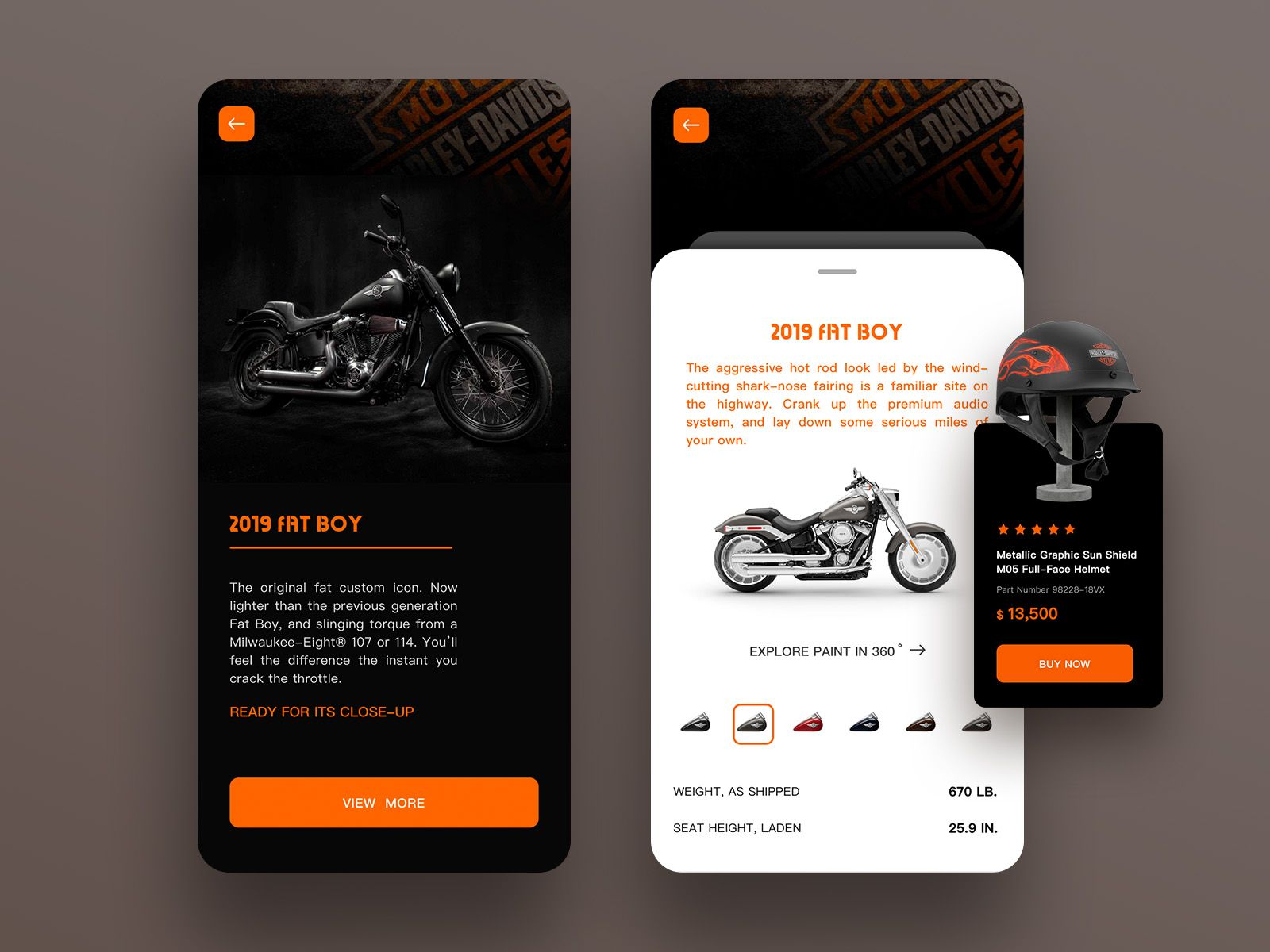 Dribbble motorcycle_pages.jpg by yumenglati